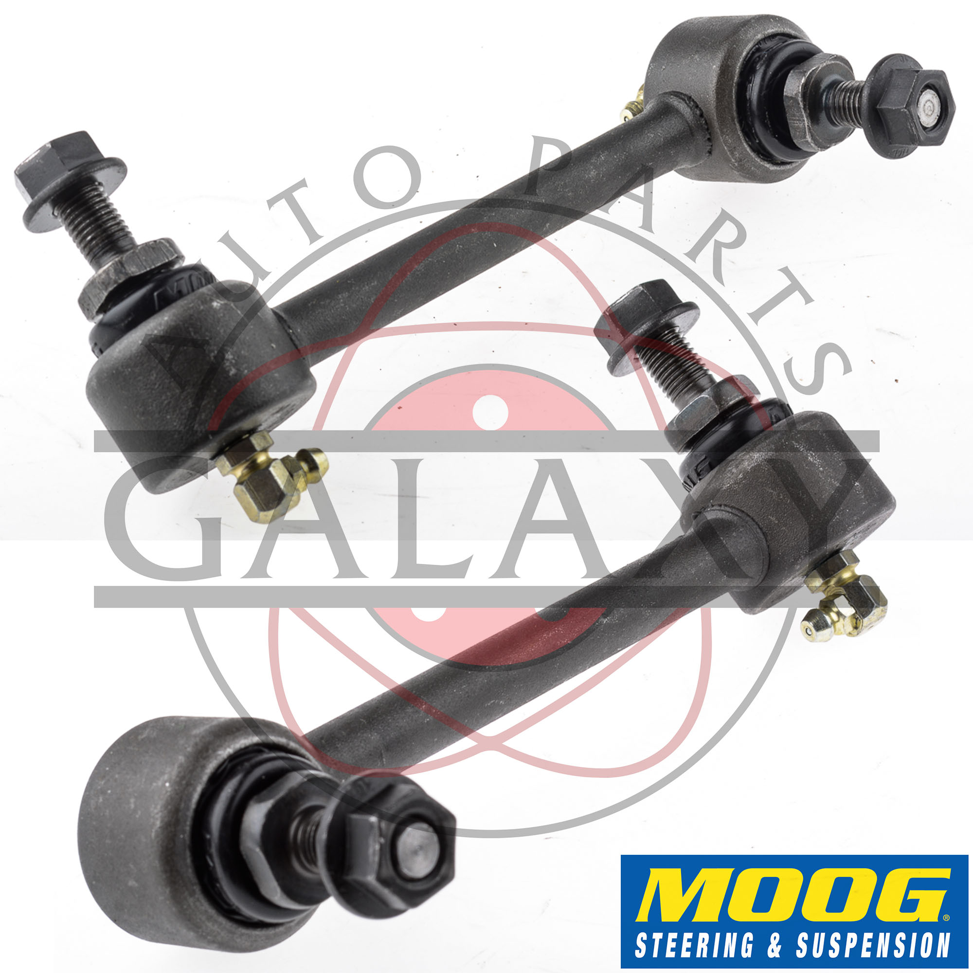 moog new rear sway bar links pair for acura mdx 01 06 honda pilot
